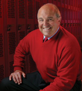 motivational public speaker - Barry Alvarez - hall of fame football coach University of Wisconsin Badgers
