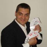 Comedy Magician Jonathan May