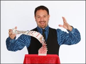 Comedy Magician Robert Strong