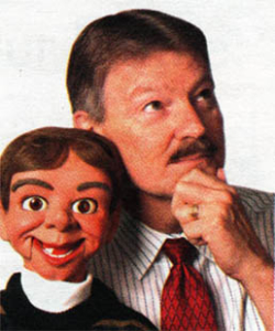 Comedy Ventriloquist Dale Brown