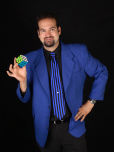 Corporate Comedy Magician Keir Royale