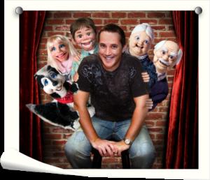 ventriloquist Ryan Bomgardner