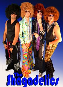 70s Tribute Band the Shagadelics