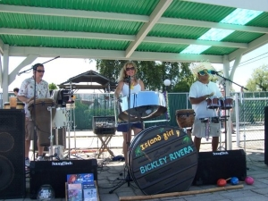 Bickley Rivera Island Chill Band