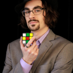 Magician Brian Miller