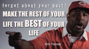 inspirational motivational speaker Eric Thomas