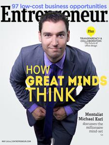 Mentalist Michael Karl