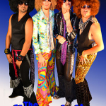 70's Tribute Band - The Shagadelics