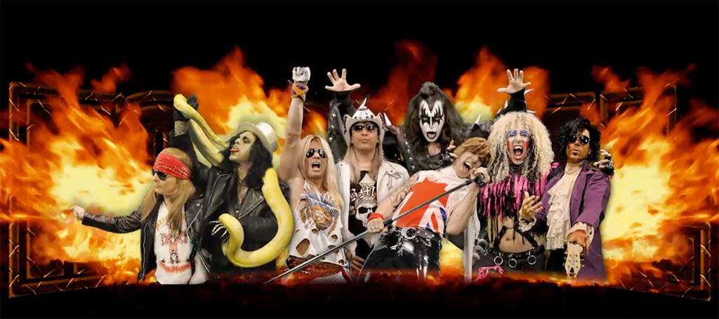 Hairball Rock-n-Roll Tribute Band