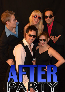 Corporate Cover Band After Party