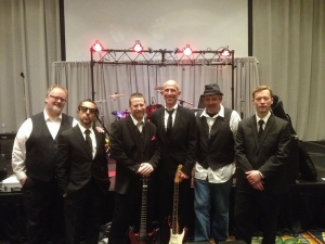 the SouthSide Band - Corporate Party Cover Band