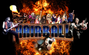 Hariball band