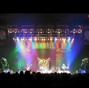 Hairball - the 80's Rock-n-Roll Tribute Band Show
