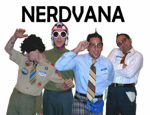 Nerdvana - 90's Cover Music Band